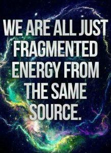 Bewustzijn als energie
