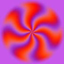 An hypnosis spiral